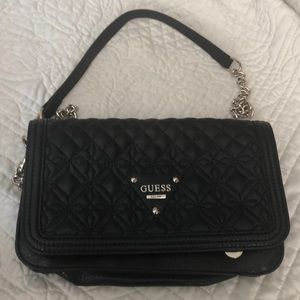 Guess Bags - Guess mint condition cross body purse.